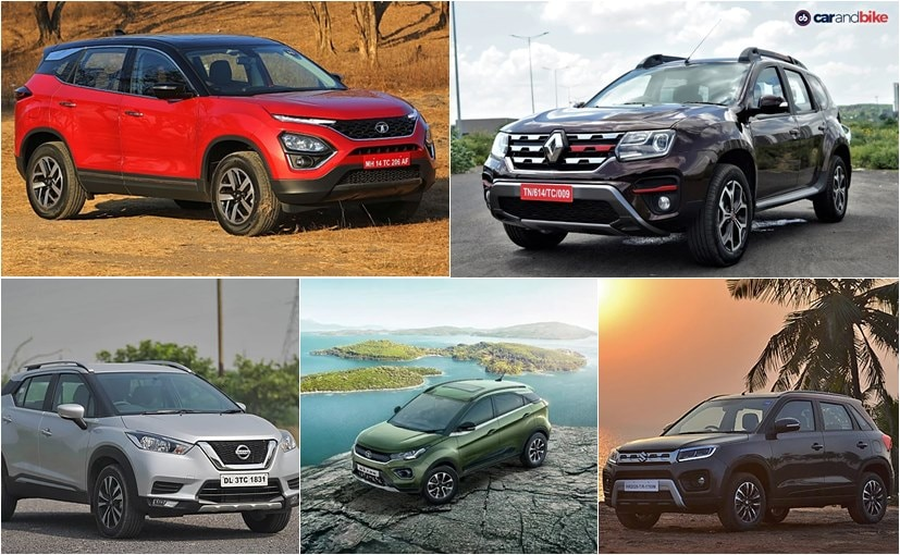 Here are some of the best deals you can get on subcompact or compact SUVs this Diwali 2020.