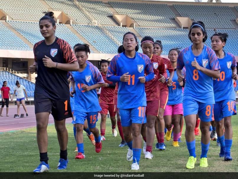 Indian Womens Football Team To Undergo First National Camp Since COVID-19 Lockdown On December 1