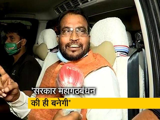 Videos : राजद नेता श्याम रजक ने कहा- जनता ने काम के लिए वोट दिया है