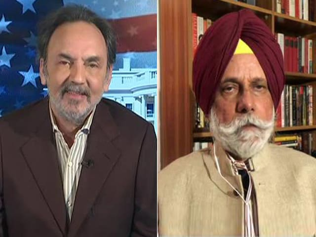 Video : Donald Trump Can't Approach Supreme Court Directly: KC Singh, Former Diplomat