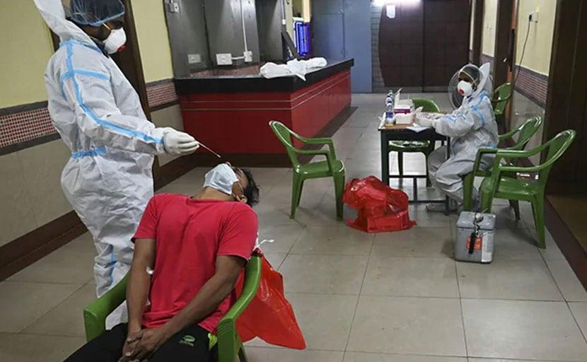यूपी में कोरोना संक्रमण फिर बढ़ा, लखनऊ में सबसे ज्यादा मामले और मौतें सामने आईं