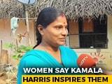 Video : How Kamala Harris' Win Inspired A Woman Panchayat Member