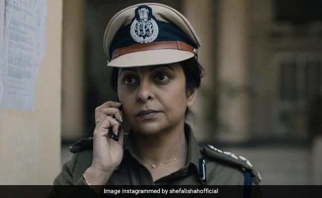 International Emmy Awards 2020: Shefali Shah's Epic Reaction After Delhi Crime's Big Win