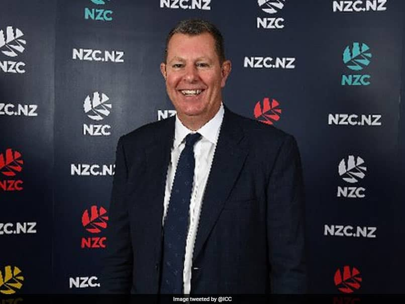 New Zealands Greg Barclay Elected ICC Chairman