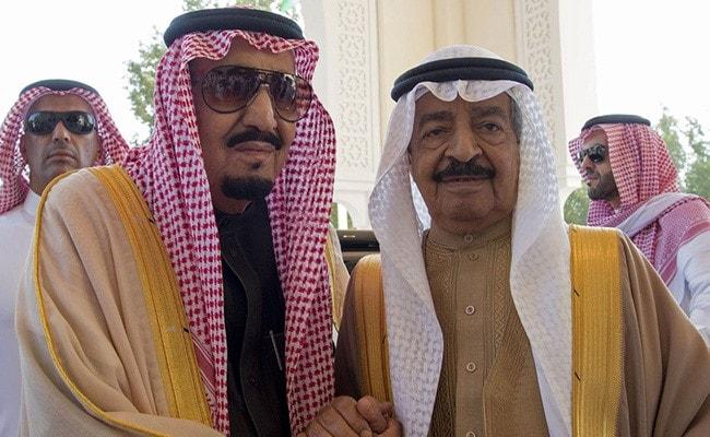 Khaskhabar/बहरीन के प्रधानमंत्री शेख खलीफा बिन सलमान अल खलीफा का