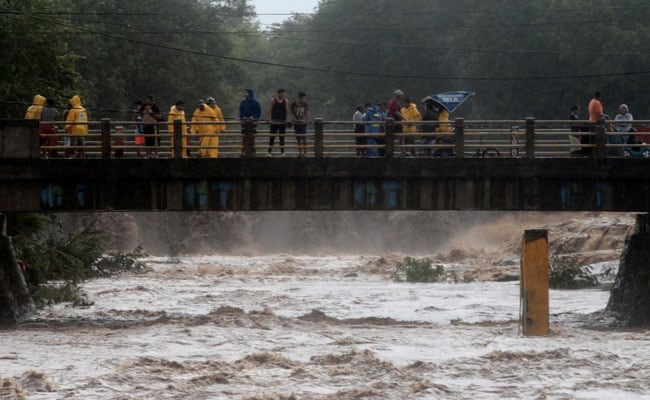 21 Killed As Hurricane Eta Causes Floods In Central America
