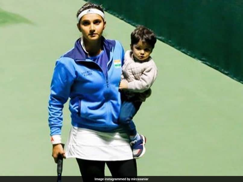 """Wasnt Sure"" About Playing Tennis Again: Sania Mirza On Her Journey After Pregnancy"
