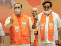 Strong BJP Start In Early Leads As Votes Counted For Gujarat Local Polls