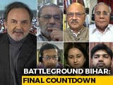 Video : Prannoy Roy And Experts Discuss Who Is Likely To Win Battle For Bihar