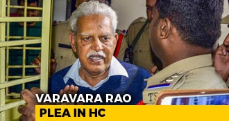 Varavara Rao Now Better, But Will Remain In Private Hospital Till December 14: Bombay High Court