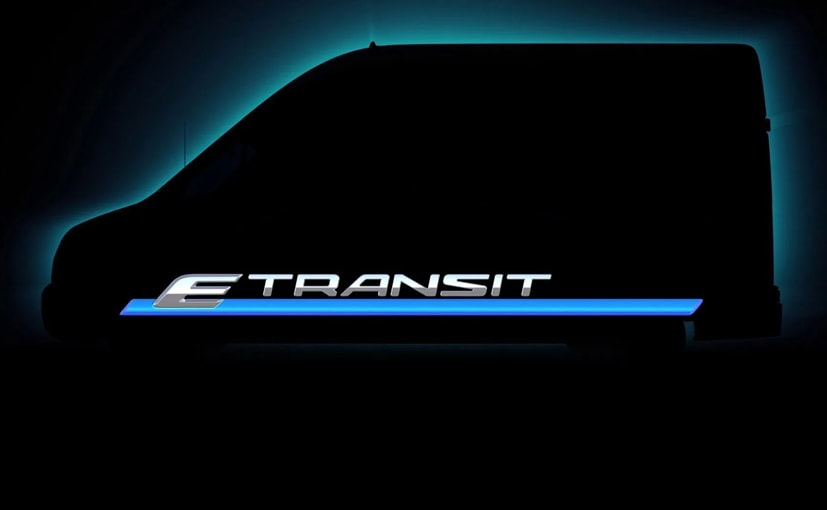 Transit is a popular Ford van which will now have an electric version