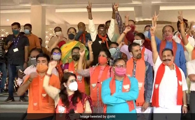 Gujarat Bypolls Results 2020: BJP Leads In All 8 Seats, Congress Trails