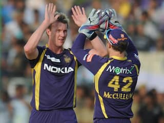"""""""At Least That Bounced:"""" Brendon McCullums Savage Response To Brett Lees Apology For A Bouncer That Made Him Bleed"""