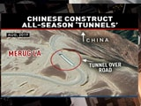 Video : Top News Of The Day: China Building New 'Tunnels' For Winter At Border Hotspot Doklam