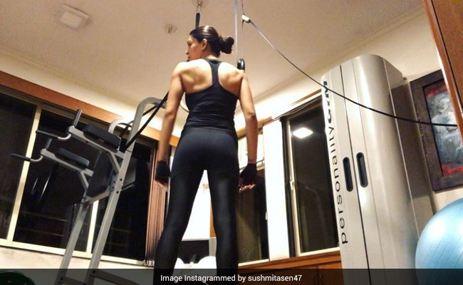 'Back In The Groove': How Sushmita Sen Is Prepping For Her Birthday