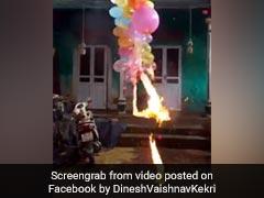 दीवाली पर पटाखे हुए Ban, तो लोगों ने कर डाला ऐसा जुगाड़... Video देख हंस-हंसकर लोट-पोट हुए लोग