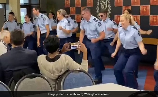 Watch: New Zealand Cops Celebrate Diwali By Dancing To Bollywood Songs