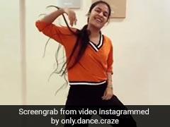 Dhanashree Verma ने नोरा फतेही के Garmi सॉन्ग पर किया धमाकेदार डांस, Video ने मचाया तहलका