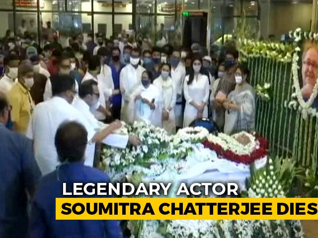 Video : Legendary Actor Soumitra Chatterjee Dies At 85