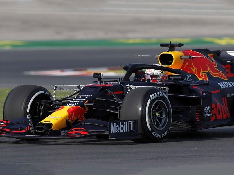 Max Verstappen Heads Alex Albon In Damp Opening Turkish Grand Prix Practice