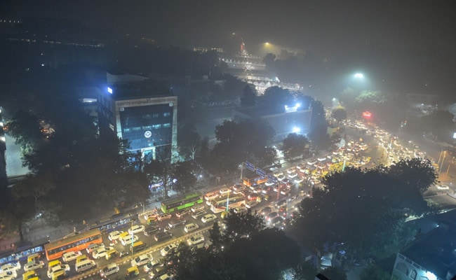 Over 50,000 People In Delhi Died Due To Air Pollution Last Year: Study