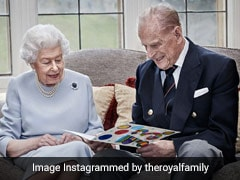 Queen Elizabeth, Prince Philip Receive Handmade Anniversary Card From Great Grandchildren