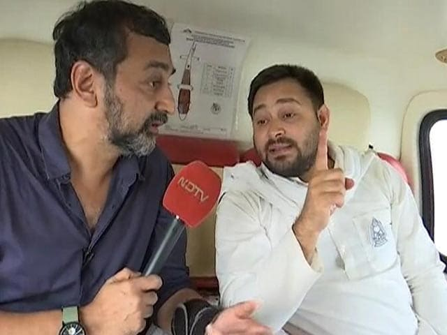 Video : Nothing To Lose, Age On My Side: Tejashwi Yadav To NDTV