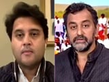 Video : BJP Win In Madhya Pradesh Reflects Dedication To People: Jyotiraditya Scindia