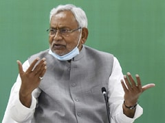 "Nitish Kumar, On Being Chief Minister, Says ""NDA Will Decide"""