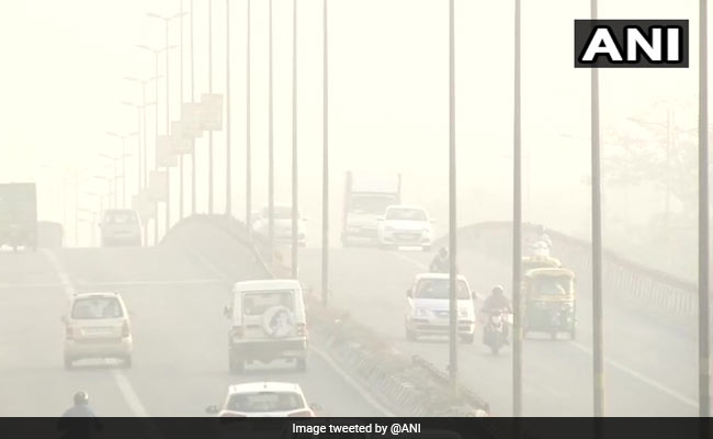 Delhi Breathed More Polluted Air In November This Year Than 2019