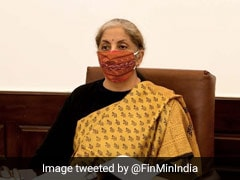 Nirmala Sitharaman Attends G20 Finance Ministers' Virtual Meeting
