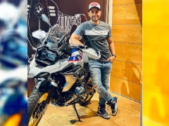 Actor Kunal Khemu Brings Home The BMW R 1250 GS Adventure Tourer