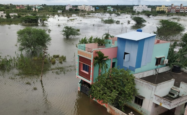 Cyclone Nivar: Chennai Neighbourhoods Relive A Nightmare, Chief Minister Palaniswami Intervenes
