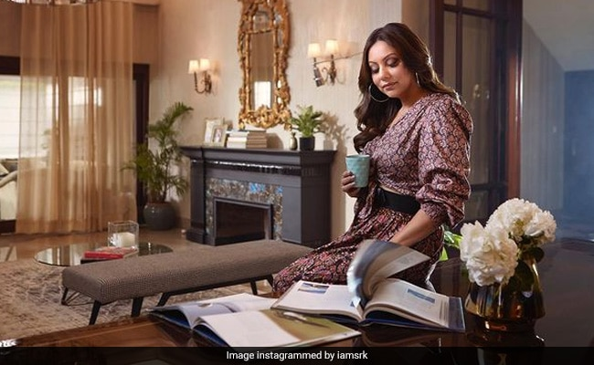 Inside Shah Rukh Khan And Gauri Khan's Delhi House, Redesigned By The Usual Suspect