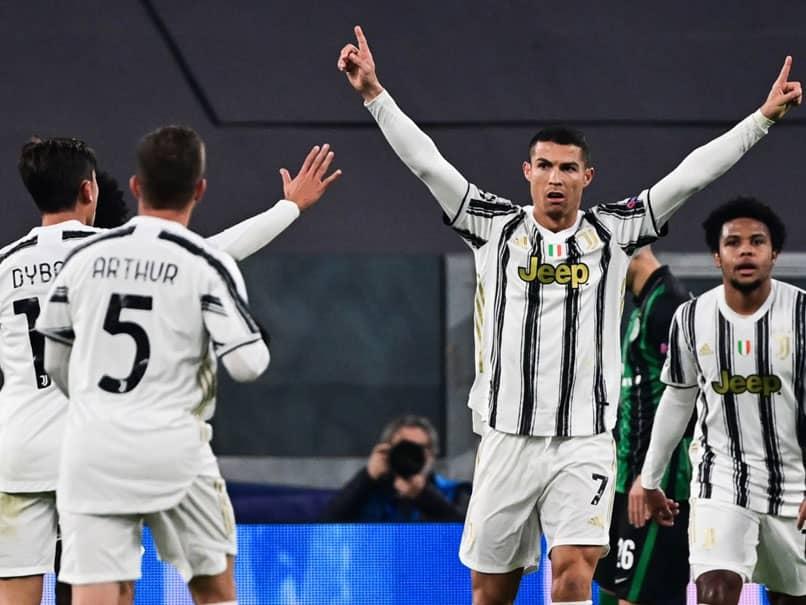 "Champions League: ""Lucky"" Late Alvaro Morata Strike Seals Juventus Last-16 Berth"