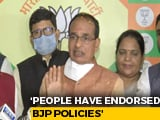Video : Shivraj Singh Chouhan Thanks Party Workers On Madhya Pradesh Bypoll Win