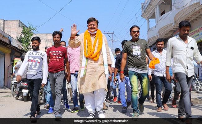 Ajeet Sharma Appointed Congress Legislative Party Leader In Bihar