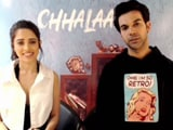 Video : Rajkummar Rao And Nushrat Bharucha On Their New Film <i>Chhalaang</i>
