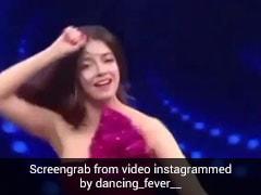 दिव्या खोसला ने पिंक कलर के आउटफिट में 'याद पिया की आने लगी' गाने पर किया धमाकेदार डांस, देखें वायरल Video