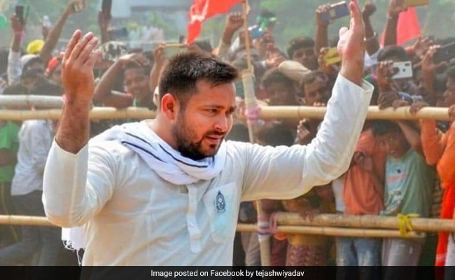 """Behave Well"": Tejashwi Yadav's Party Warns Supporters Ahead Of Counting"