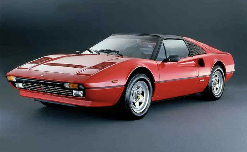 The Ferrari 308 GTS is now a faster, greener and more practical car after being converted into an EV