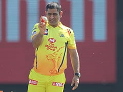 """""""They Thought I'm Retiring"""": MS Dhoni On Being Asked For Signed CSK Jerseys"""