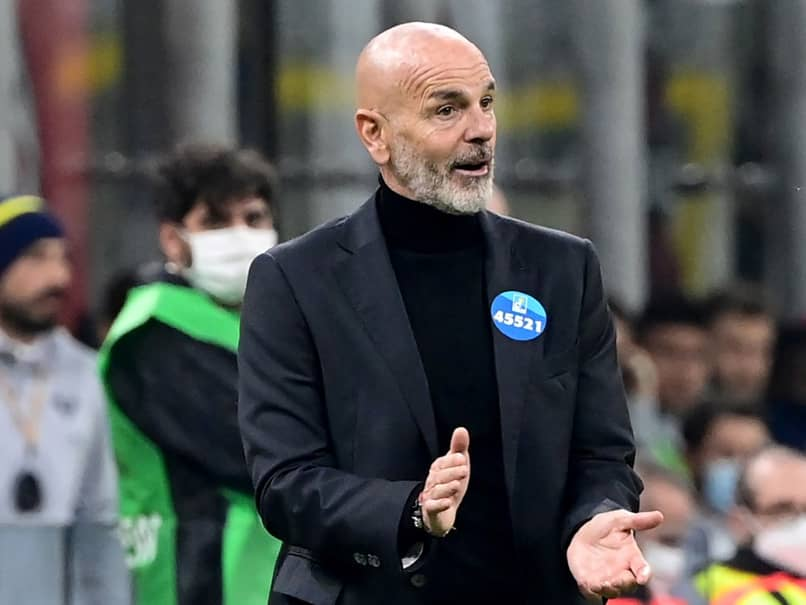 AC Milan Head Coach Stefano Pioli Tests Positive For Coronavirus