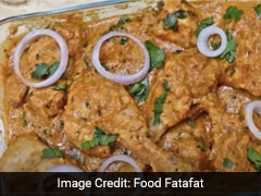 Is There Anything As Good As Butter Chicken? This Chicken Changezi Will Surprise You