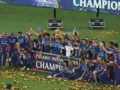 """Take A Couple Of Years Off"": Wasim Jaffer's Epic Tweet As Mumbai Indians Win 5th IPL Title"