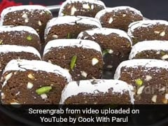5 Minute Recipes: Make Chocolate Roll Barfi With These 3 Ingredients (Recipe Video Inside)