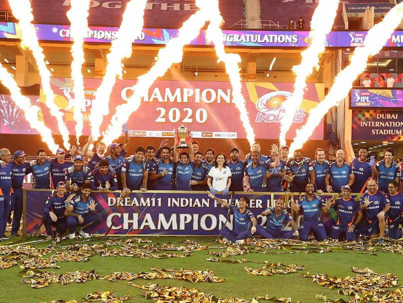 Yearender 2020, IPL: Mumbai Indians Notch Fifth Star, End Of The Line For Many Stalwarts
