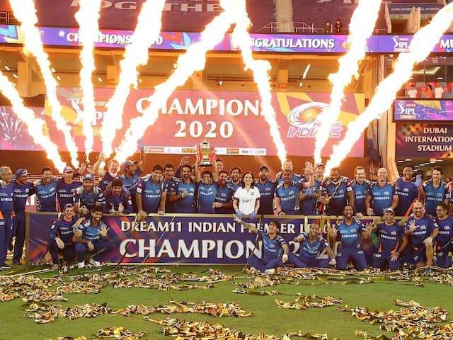 IPL Yearender 2020: MI Notch 5th Star, End Of The Line For Many Stalwarts