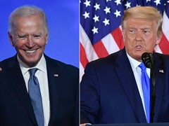 Biden Wins Key States Wisconsin, Michigan In Knife-Edge Fight With Trump