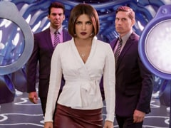 Priyanka Chopra In <I>We Can Be Heroes</i> First Look Means Business. Hello There, Pedro Pascal